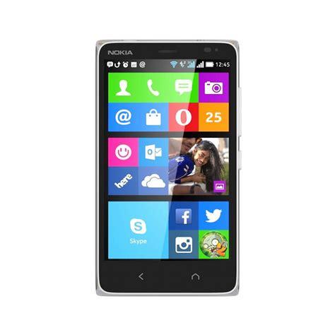 Pesanan Nofia harga nokia x2 dual sim 4gb smartphone putih murah