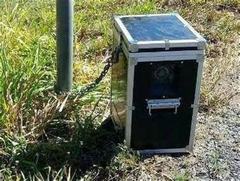 mysterious black boxes have motorists all revved up