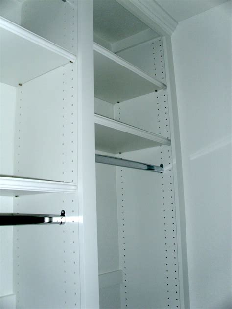 Adjustable Closet Shelving Adjustable Closets Thisiscarpentry