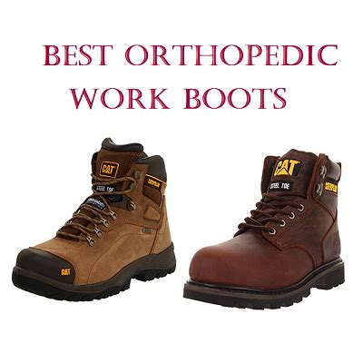top 10 best orthopedic work boots in 2018 ultimate guide