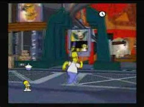 game ps2 format bin the simpsons game stage 10 bargain bin ps2 youtube