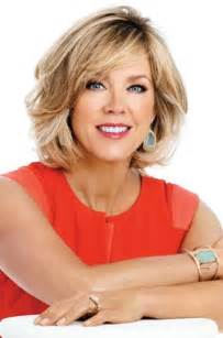 debra norville hairstyle catching up with uga grad deborah norville inside