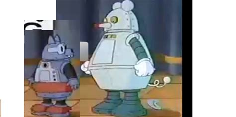 Tom And Jerry Papercraft - tom and jerry show robotcat vs robotmouse by