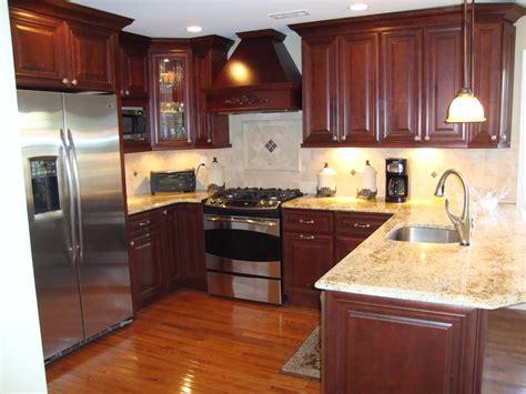 hit kitchen remodel simple brown ceramic tile flooring white stools small kitchen ideas apartment black veiled