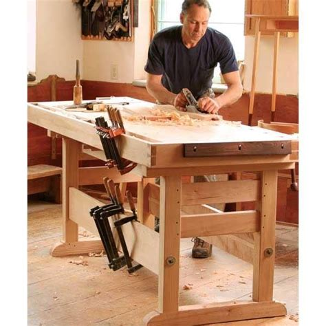 fine woodworking bench fine woodworking a workbench 30 years in the making