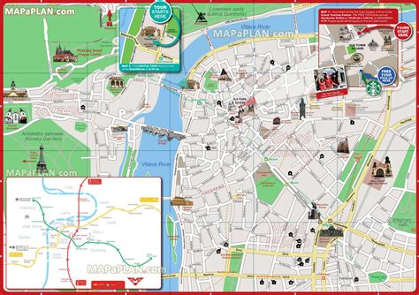 printable map prague prague maps top tourist attractions free printable