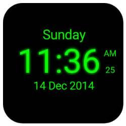 digital clock apk android digital clock live wallpaper android apps on play