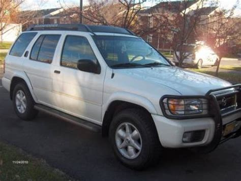 nissan pathfinder suv by owner in nj under $7000
