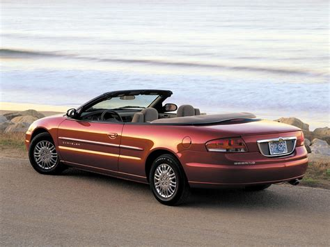 2001 Chrysler Sebring Convertible For Sale by Used 2001 Chrysler Sebring Convertible Pricing For Sale