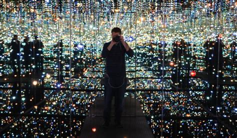 the infinity room nyc a dedicated infinity room exhibition is coming to the broad in 2017
