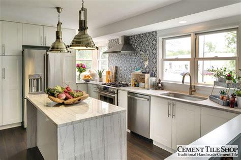 Red Kitchen Backsplash Ideas cement tile shop blog encaustic cement tile