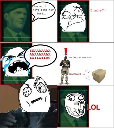 Metal Gear Memes - metal gear memes memes