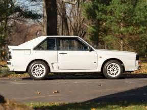 audi sport quattro 1984 sprzedane gie蛯da klasyk 243 w
