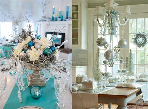 decoracion de arboles con cinta decoraci 243 n navide 241 a en azul blanco y plata casas ideas