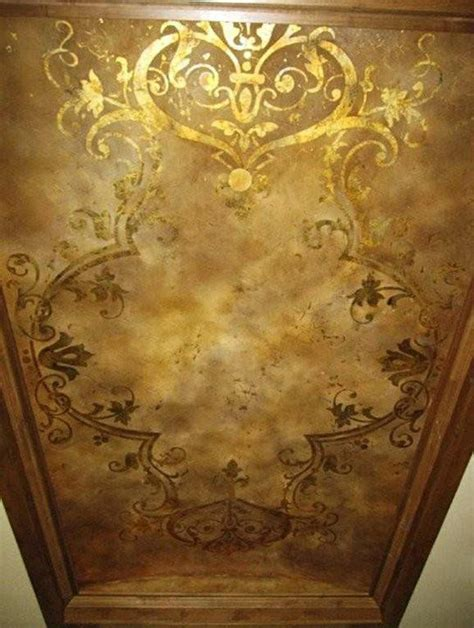 faux gold leaf paint 17 best images about go faux it textured painted wall