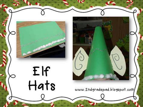 2nd grade pad christmas craft day and freebie 6