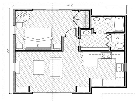 House Plans Less Than 1000 Sf by Cottage House Plans Less Than 1000 Square House