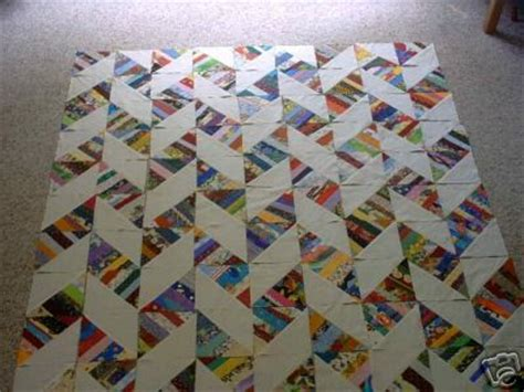 half diamond pattern in c 17 best images about quilts scrappy strings on pinterest