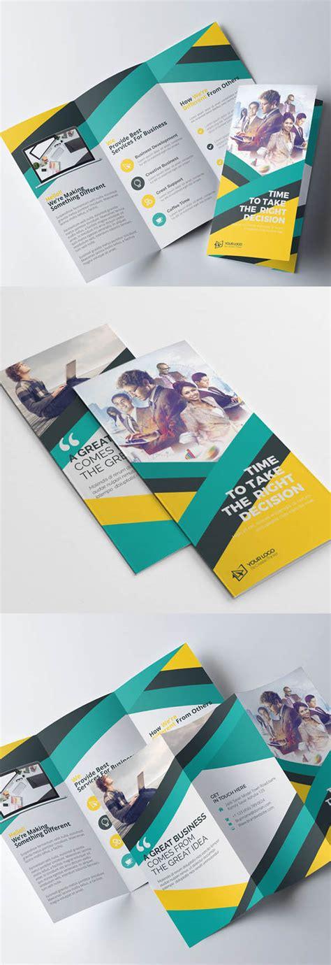Best Brochure Designs by 10 Best Corporate Business Brochure Designs For