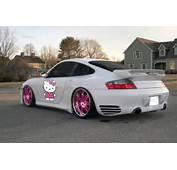 Porsche Rosa Hello Kitty  Mania