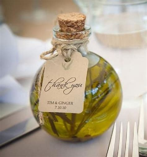 Wedding Favors Olive by 9 Wedding Favors Your Guests Will
