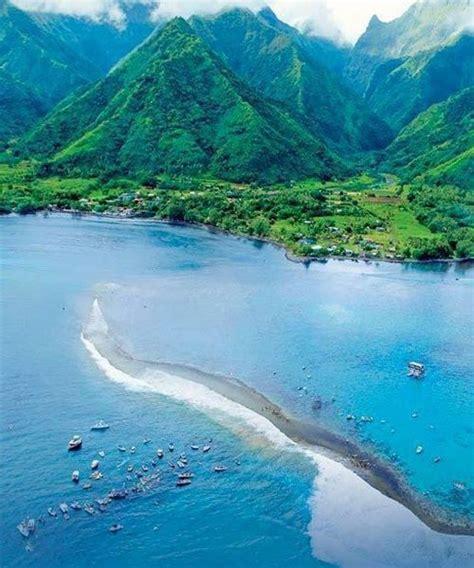 world s exotic place tahiti french polynesia exotic
