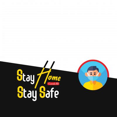 stay home stay safe awareness campaign isupportcause