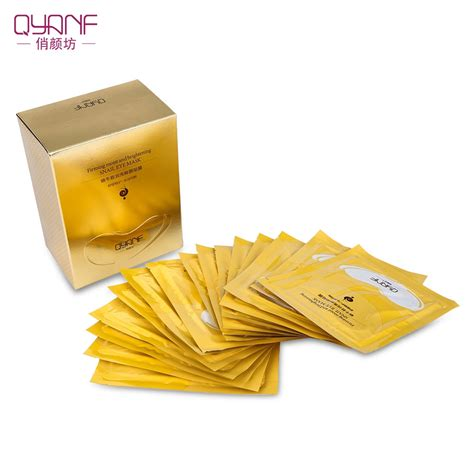Collagen Eyelid Patch 25 pairs snails eyelid patch moisture