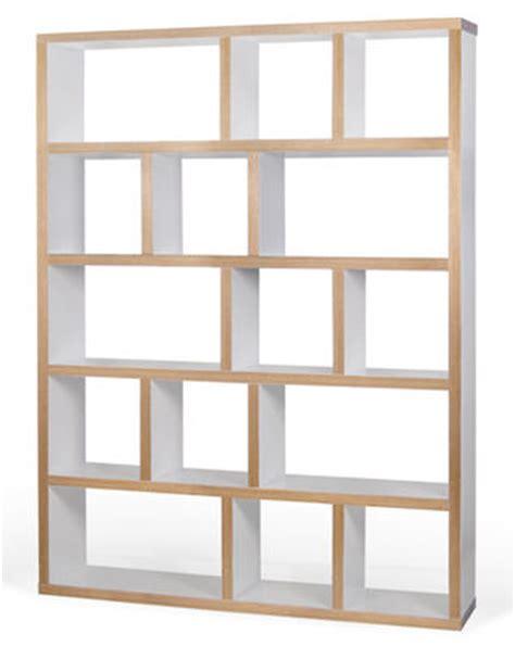 Etagere 60x60 by Biblioth 232 Que Rotterdam L 150 X H 198 Cm Blanc Tranches