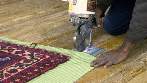 carpet padding for area rugs how to cut carpet pad for area rug ehsani rugs