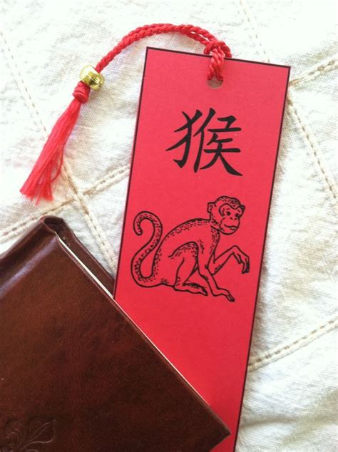 printable happy new year bookmarks year of the monkey get free printable bookmark template