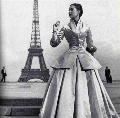 die 50er mode vintage kleider aus den verschiedenen dekaden des 20 jh