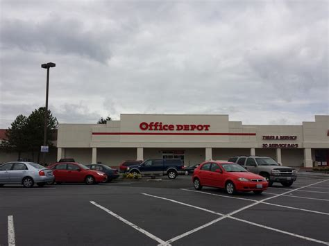 office depot office equipment everett wa reviews