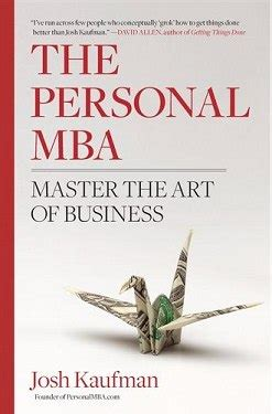 The Personal Mba Review by 187 Archive Book Review The Personal Mba Learn This