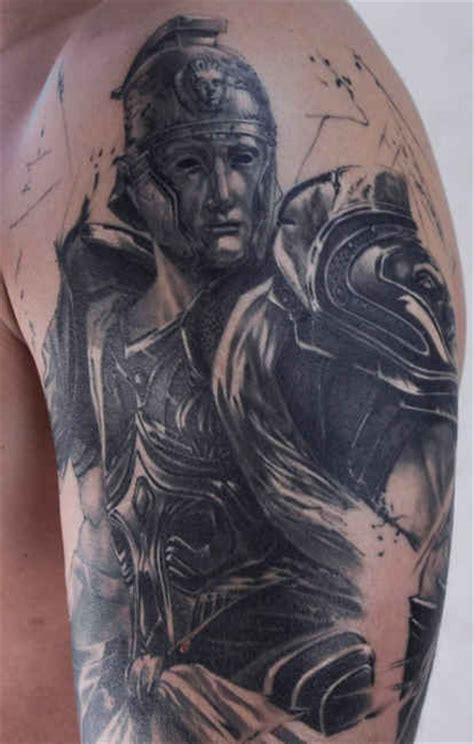 gladiator tattoos gladiator tattoos designs ideas and meaning tattoos for you