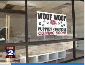 woof woof puppies boutique woof woof puppies boutique puppy mill awareness meetup southeast michigan