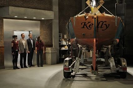 so how did gibbs get the boat out of his basement on ncis - How Did Gibbs Get The Boat Out Of The Basement