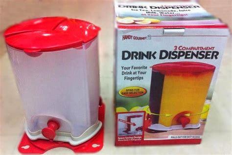 Dispenser Yg Bagus want to sell balang air 3 bekas boleh pusing2 hidang 3