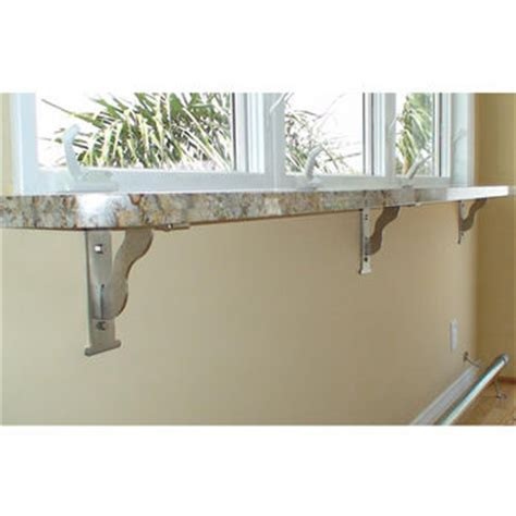 bar top support table brackets countertop supports bar supports and