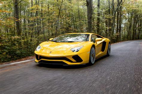 New Lamborghini Pics New Lamborghini Aventador S Coupe Joins S Family Hypebeast