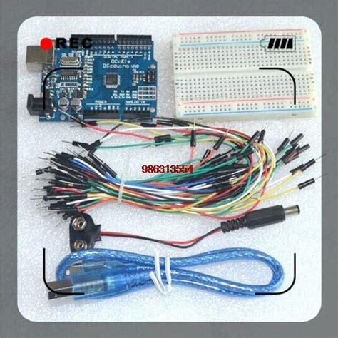 Terbaru Arduino Uno R3 Starter Kit Cocok Untuk Pemula buy grosir arduino konektor baterai from china