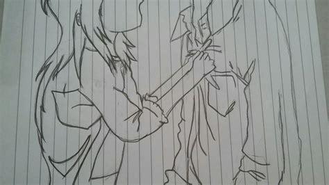desenho casal desenho casal jennies desenhos de namorados
