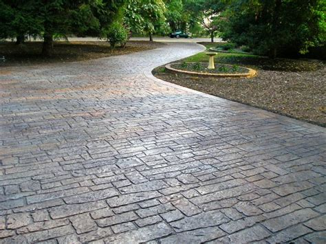 Concrete Stamped Patio Designs by Stamped Concrete Nh Ma Me Decorative Patio Pool Deck