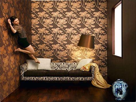 Wallpaper Sticker Dinding Batu Alam Abu Abu Orange Kuning Hijau 65 desain wallpaper dinding ruang tamu minimalis terbaru dekor rumah