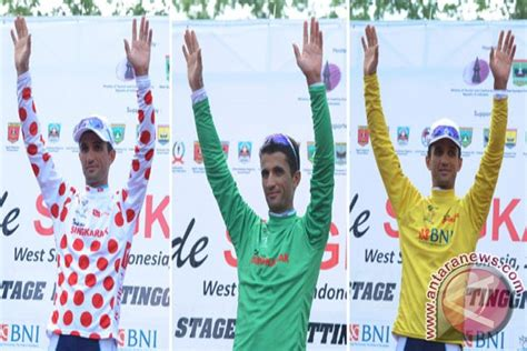 Jersay Sepeda Astana issi kota lubuklinggau juni 2013