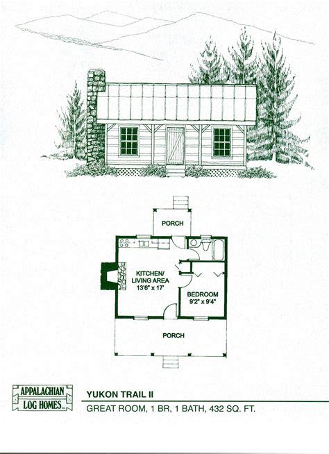 Cabin Floor Plan Ideas by Log Home Package Kits Log Cabin Kits Yukon Trail Ii