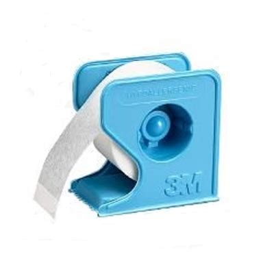 Promo Plester Micropore 1 Inch Termurah micropore surgical w dispenser by 3m 1 inch x 10 yards white