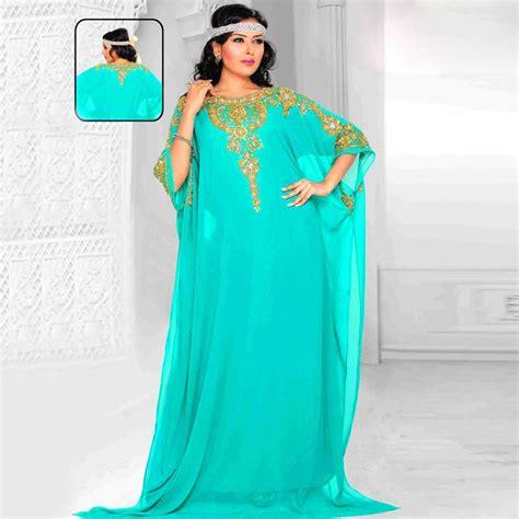 Kaftan Blue Mewah model baju kaftan newhairstylesformen2014