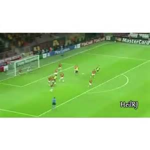 """watch soccer beast™ 2.0's vine """"what a goal by ramsey #"""