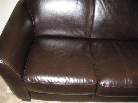 repair leather sofa cushion leather sofa cushion fibrenew alexandria virginia